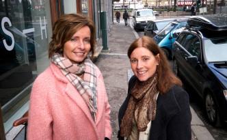 Hanne Kristin Rohde og Nina Marie Tømt Carlsen. Foto: TrondHeggelund.no